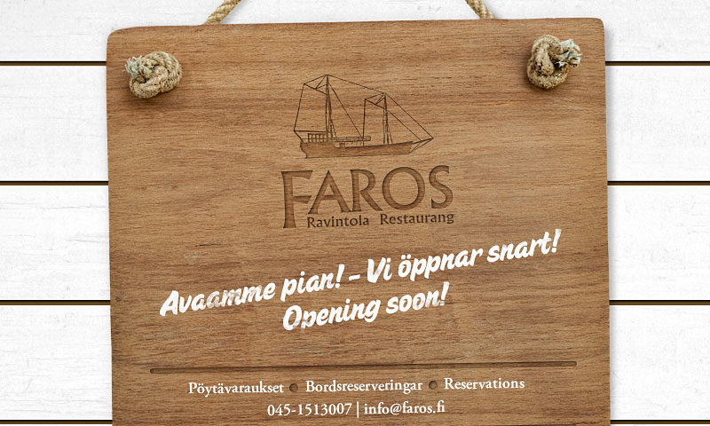 Faros Restaurant Ship