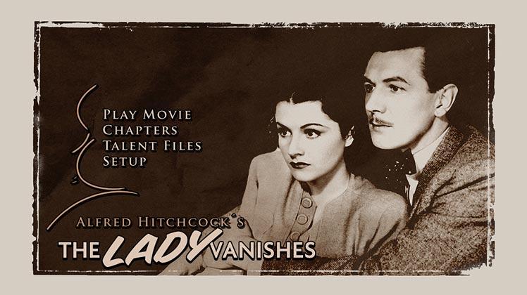 LadyVanishes